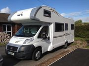 Ci Carioca 706 Motorhome 6 Berth & 6 Seatbelts Under the 3500kg