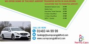 SURREY CARS GUILDFORD- CHAUFFEUR SERVICE
