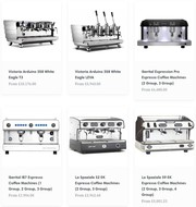 Top Commercial Espresso Coffee Machine Suppliers in UK